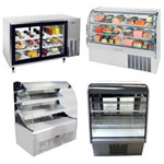 Refrigerated Display Cases and Merchandisers